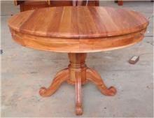 שולחן עגול לפינת אוכל - Treemium - חלומות בעץ מלא