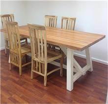 שולחן וכסאות אוכל - Treemium - חלומות בעץ מלא