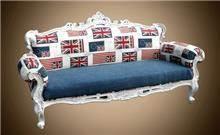ספה בסגנון אנגלי - Treemium - חלומות בעץ מלא
