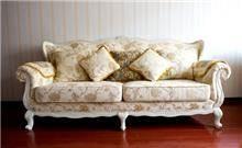 ספה מרופדת לסלון - Treemium - חלומות בעץ מלא