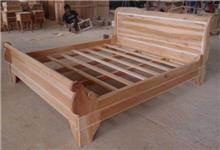 מיטה זוגית בהתאמה אישית - Treemium - חלומות בעץ מלא