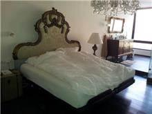 מיטה זוגית מרשימה - Treemium - חלומות בעץ מלא