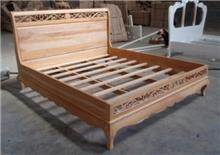 מיטה מעץ מלא - Treemium - חלומות בעץ מלא