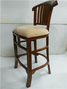 כסא בר גבוה - Treemium - חלומות בעץ מלא