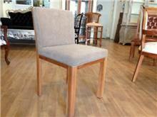כסא מרופד לפינת אוכל - Treemium - חלומות בעץ מלא