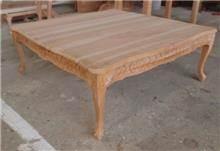 שולחן סלון אלגנטי - Treemium - חלומות בעץ מלא