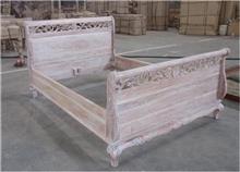בסיס מיטה מעוצב - Treemium - חלומות בעץ מלא