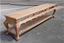 ספסל עץ מעוצב - Treemium - חלומות בעץ מלא