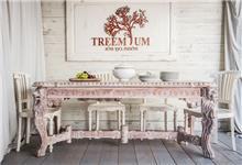 פינות אוכל מפוארות - Treemium - חלומות בעץ מלא