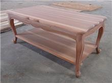 שולחן סלון מעוצב מעץ מלא - Treemium - חלומות בעץ מלא