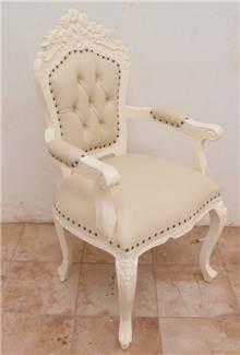כסא עץ מלא מפואר - Treemium - חלומות בעץ מלא