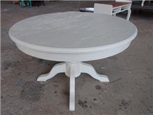 שולחן לבן לפינת האוכל - Treemium - חלומות בעץ מלא