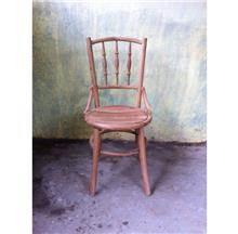 כיסא עץ מלא ייחודי  - Treemium - חלומות בעץ מלא