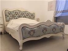 מיטה זוגית מקסימה - Treemium - חלומות בעץ מלא