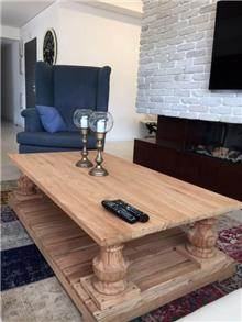 שולחן סלון עץ - Treemium - חלומות בעץ מלא