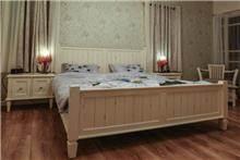 מיטה זוגית מעוצבת ואלגנטית - Treemium - חלומות בעץ מלא