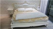 מיטה מפוארת 1843 - Treemium - חלומות בעץ מלא