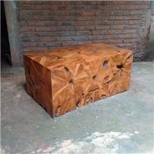שולחן סלוני דגם 5062 - Treemium - חלומות בעץ מלא