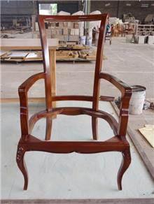 כורסא מעץ מלא 2104 - Treemium - חלומות בעץ מלא