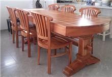 שולחן אוכל 1846 - Treemium - חלומות בעץ מלא