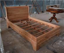 מיטה עץ מלא 1881 - Treemium - חלומות בעץ מלא