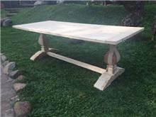 שולחן אבירים 5114 - Treemium - חלומות בעץ מלא