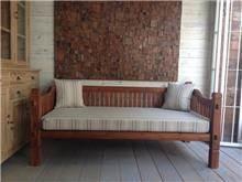 מיטת רביצה מעוצבת - Treemium - חלומות בעץ מלא
