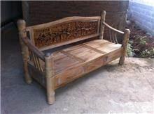 ספסל במבוק - Treemium - חלומות בעץ מלא
