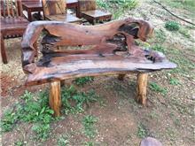 ספסל טיק 150 - Treemium - חלומות בעץ מלא