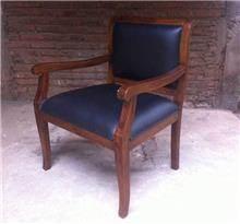 כורסא כפרית 5042 - Treemium - חלומות בעץ מלא