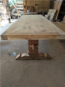שולחן אוכל 5133 - Treemium - חלומות בעץ מלא