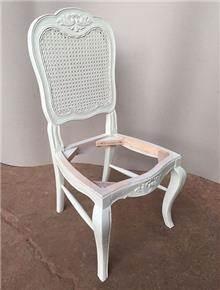 כיסא עץ מלא 5135 - Treemium - חלומות בעץ מלא