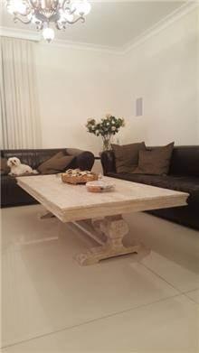 שולחן סלון עץ מלא 2146 - Treemium - חלומות בעץ מלא