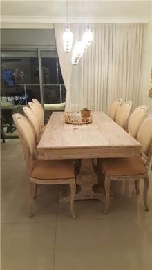 שולחן אוכל 2146 - Treemium - חלומות בעץ מלא