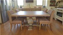 שולחן אוכל מעוצב 5031 - Treemium - חלומות בעץ מלא