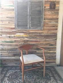 כיסא ייחודי דגם 1246 - Treemium - חלומות בעץ מלא