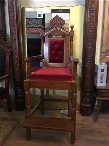 כיסא אליהו מפואר - Treemium - חלומות בעץ מלא