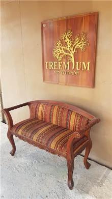 הדום ספסל  - Treemium - חלומות בעץ מלא