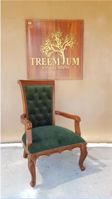 כורסא קלאסית - Treemium - חלומות בעץ מלא