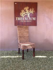 כיסא אוכל ייחודי - Treemium - חלומות בעץ מלא