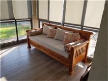 ספה תאילנדית זוגית - Treemium - חלומות בעץ מלא