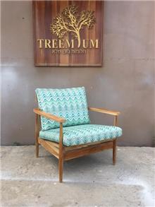 כורסא רטרו - Treemium - חלומות בעץ מלא