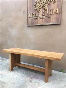 ספסל עץ מלא - Treemium - חלומות בעץ מלא