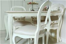 סט שולחן אוכל וכיסאות - Treemium - חלומות בעץ מלא