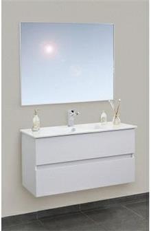 ארון אמבטיה 2 מגירות