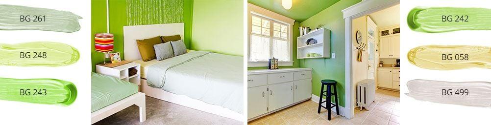 מדור צבע - בחסות BG BOND - מאמרים | הדירה - פורטל לעיצוב הבית
