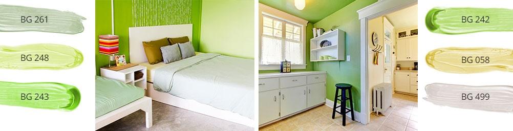 מדור צבע - בחסות BG BOND | הדירה - פורטל לעיצוב הבית
